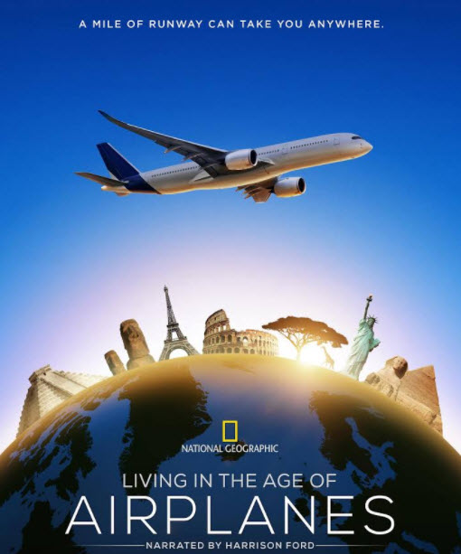 Living in the Age of Airplanes: A Review