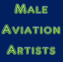 Male Aviation Artists