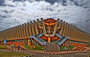 Africa Kigali Airport (Rwanda)