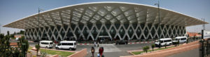 Africa Marrakech Menara Airport