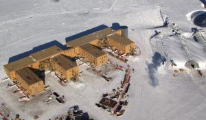 Antarctica Amundsun Scott Station