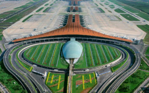 Asia Beijing International Airport