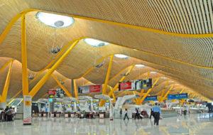 Europe Adolfo Suarez Madrid-Baraja Airport