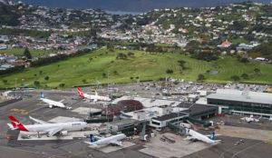 Europe Wellington International Airport