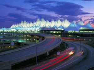 North America Denver International Airport