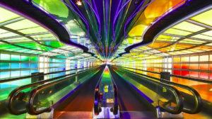 North America Ohare International Airport