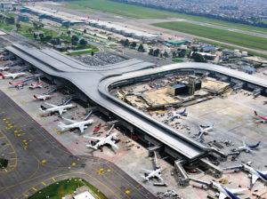 South America Bogota International Airport