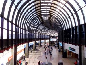 South America Jose Maria Cordova International Airport