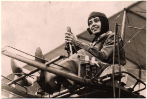 Helene Dutrieu