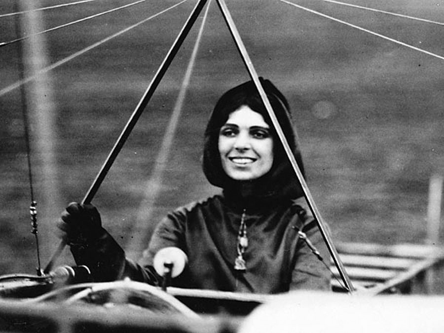 Famous Women in Aviation—Besides Amelia Earhart