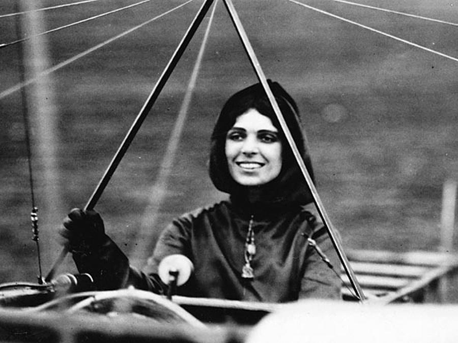 Famous Women in Aviation—Besides Amelia Earhart